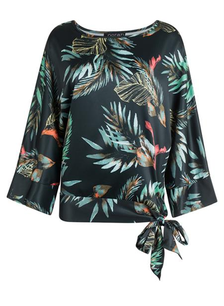 Blouse luxe