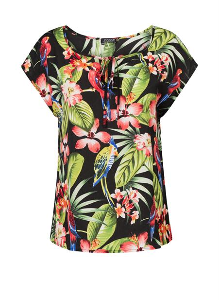 Blouse tropical