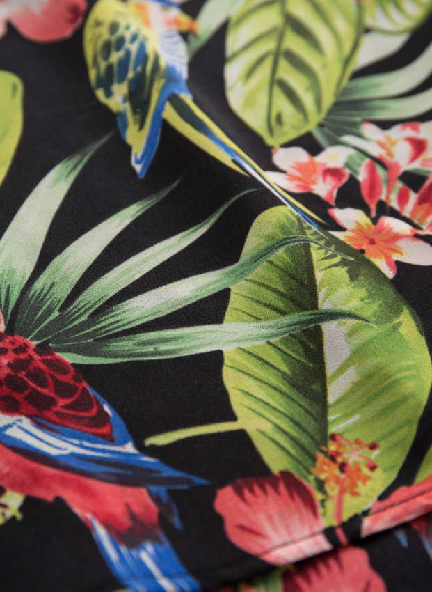 Bluse Tropical