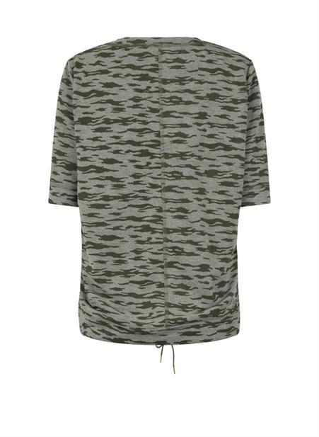 Pullover Military Look